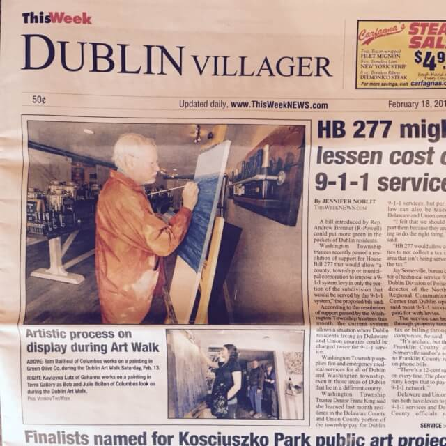 Dublin Newspaper