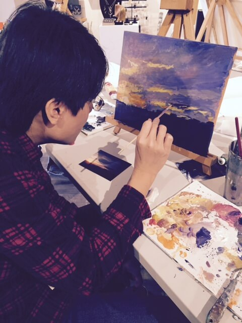My Masterpiece Painting Class